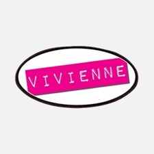 Vivienne Punchtape Patches