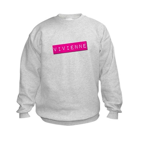 Vivienne Punchtape Kids Sweatshirt