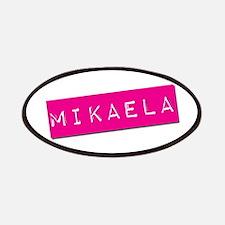 Mikaela Punchtape Patches