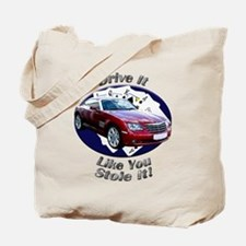 Chrysler Crossfire Coupe Tote Bag