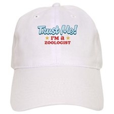 Trust Me Zoologist Baseball Cap