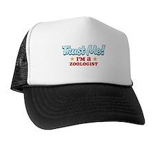 Trust Me Zoologist Trucker Hat