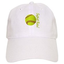Girls Softball Baseball Cap