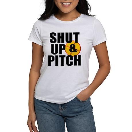 Girls Softball Women's T-Shirt