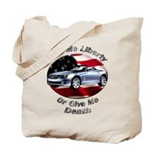 Chrysler Crossfire Roadster Tote Bag