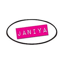 Janiya Punchtape Patches