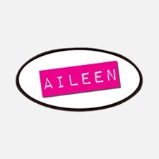 Aileen Punchtape Patches