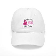 Mad Chick 2 Breast Cancer Baseball Baseball Cap