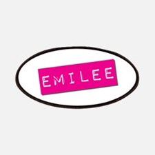 Emilee Punchtape Patches