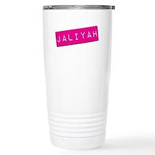 Jaliyah Punchtape Travel Mug