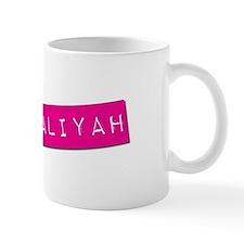 Jaliyah Punchtape Mug
