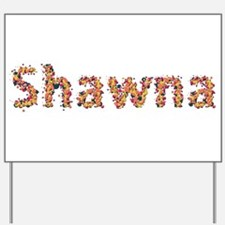 Shawna Fiesta Yard Sign