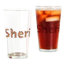 Sheri Fiesta Drinking Glass