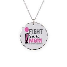 Fight For My Breast Cancer Necklace