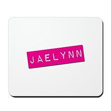Jaelynn Punchtape Mousepad
