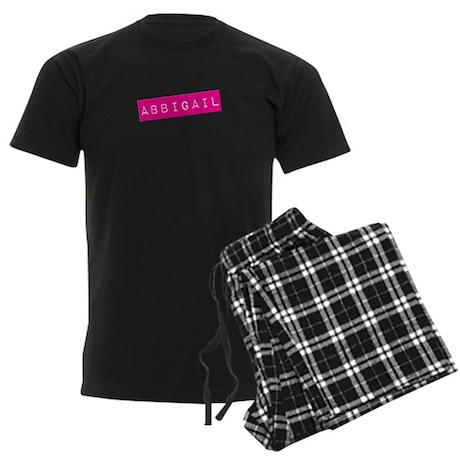 Abbigail Punchtape Men's Dark Pajamas
