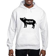 Pig Dad Hoodie