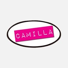 Camilla Punchtape Patches
