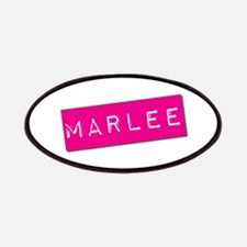 Marlee Punchtape Patches