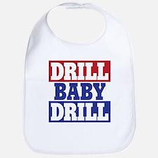 DRILL BABY DRILL Bib