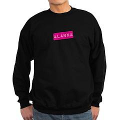 Alanna Punchtape Sweatshirt