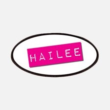Hailee Punchtape Patches