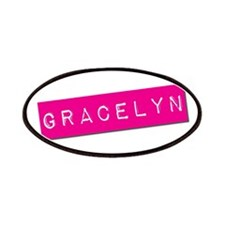 Gracelyn Punchtape Patches