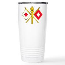 Signal Branch Insignia Travel Mug