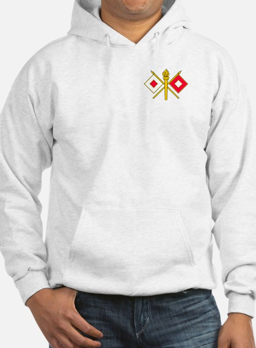 Signal Branch Insignia Hoodie