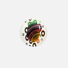 Saturn Mini Button