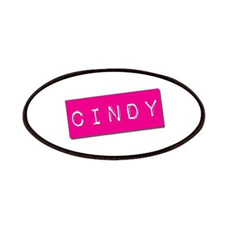 Cindy Punchtape Patches