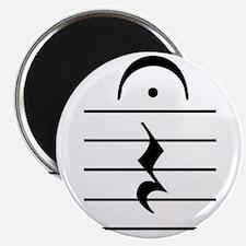 Unique Musician Magnet