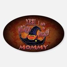 Wicked Mommy! - Decal