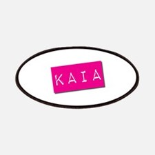 Kaia Punchtape Patches