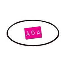 Ada Punchtape Patches