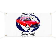 Classic Ford Thunderbird Banner