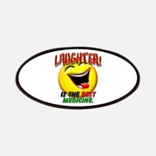 Laughter is the Best Medicine Patches