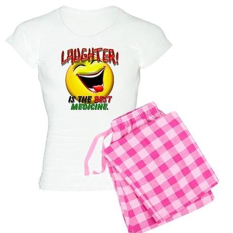 Laughter is the Best Medicine Women's Light Pajama