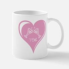 75th Wedding Anniversary Mug