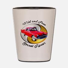 Classic Ford Thunderbird Shot Glass