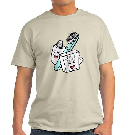 Funny Dentist Dental Hygienist Light T-Shirt