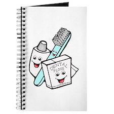 Funny Dentist Dental Hygienist Journal