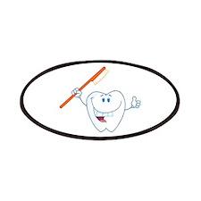 Funny Dentist Dental Hygienist Patches