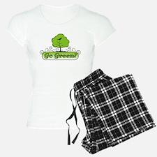 Go Green! Pajamas