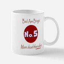 Bad Ass Bingo 5 Mug