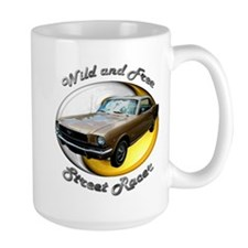 Classic Ford Mustang Mug