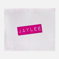 Jaylee Punchtape Throw Blanket