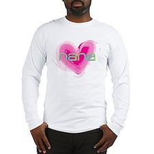 Nana Love Long Sleeve T-Shirt