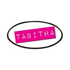 Tabitha Punchtape Patches