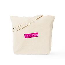 Jaylene Punchtape Tote Bag